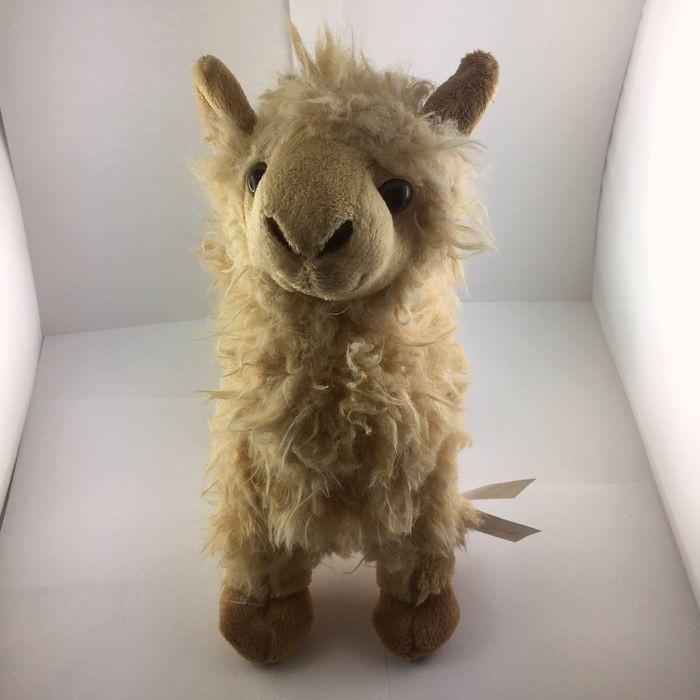 Alpaka/ Lama Spuzi 30 cm beige