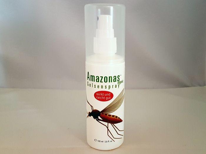 Amazonas Gelsenspray organic
