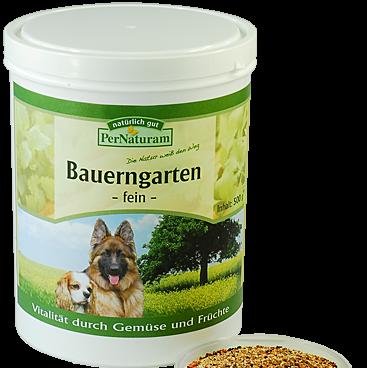 PerNaturam Bauerngarten Rot & Fein 1000 g