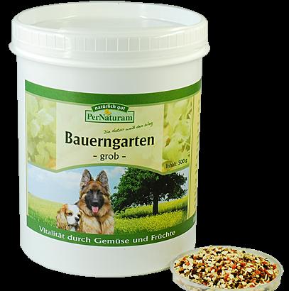 PerNaturam Bauerngarten Rot & Grob 1000 g