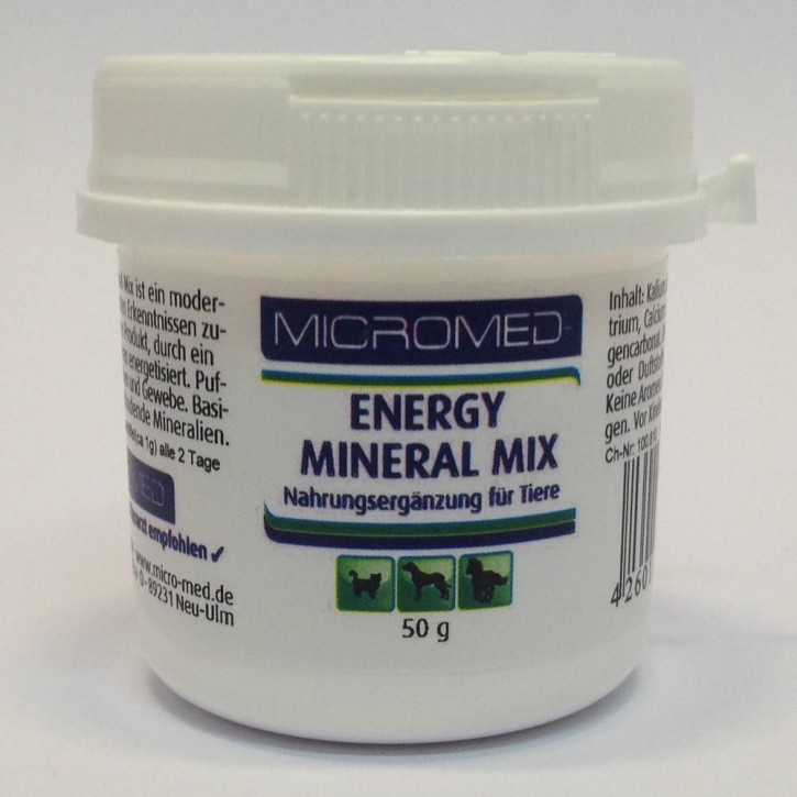 MICROMED Energy Mineral Mix (50 g)