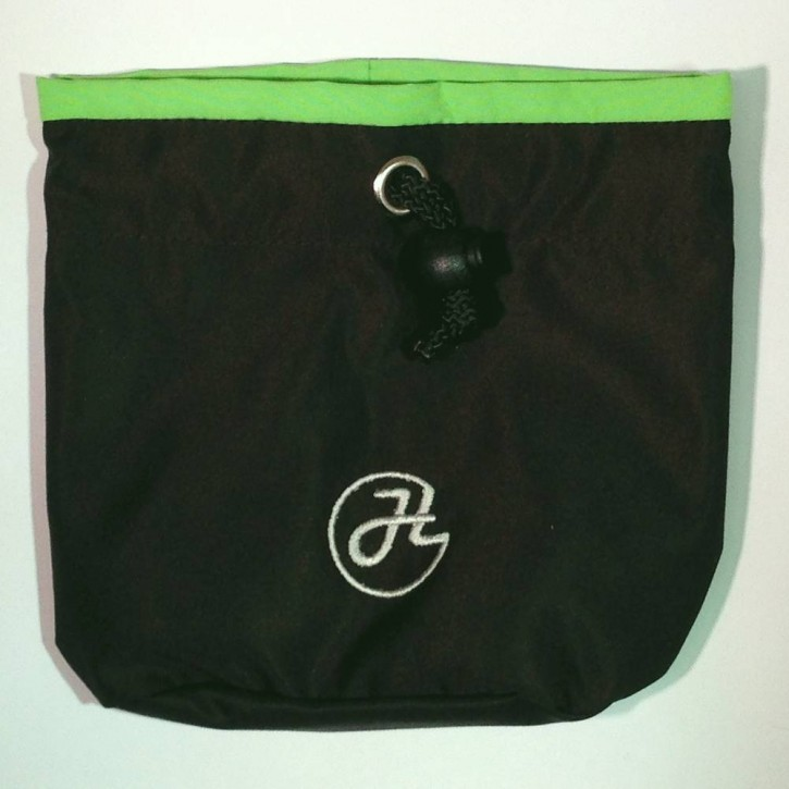 Training Pocket Futterbeutel Lime Green