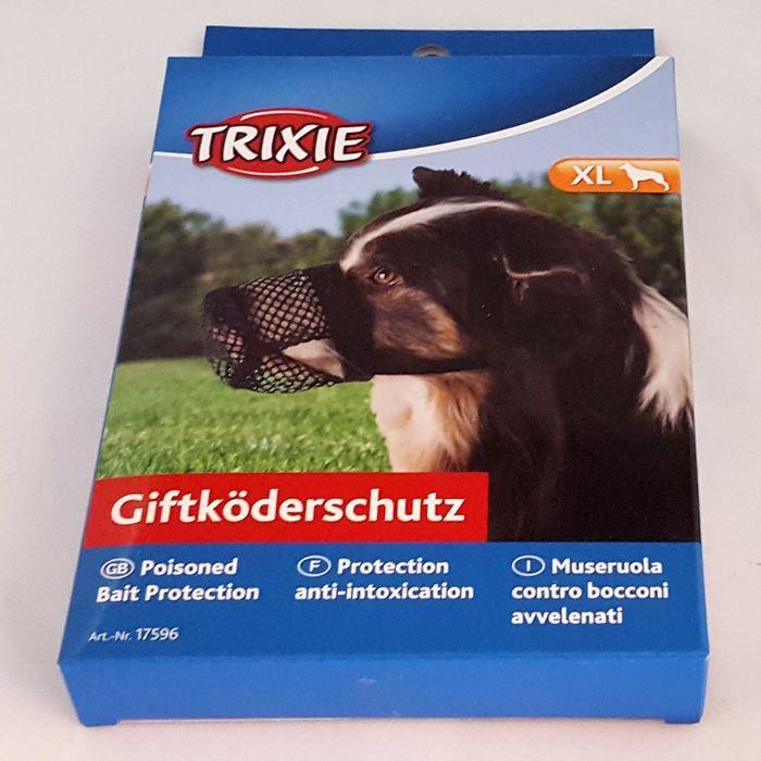 Giftköderschutz für Hunde von Trixie XL