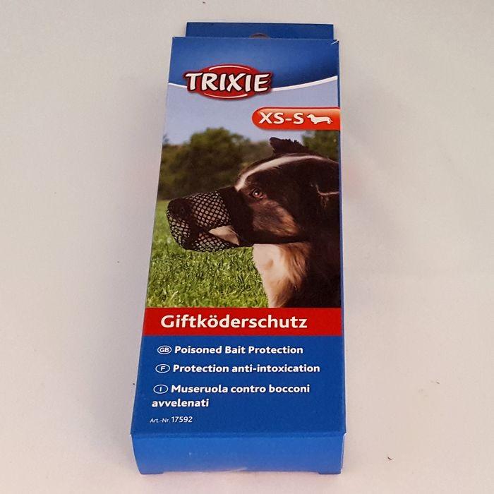 Giftköderschutz für Hunde von Trixie XS - S