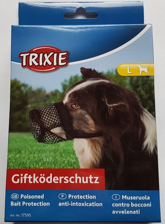 Giftköderschutz für Hunde von Trixie