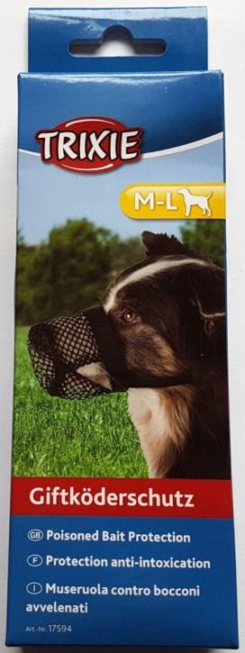 Giftköderschutz für Hunde von Trixie M - L