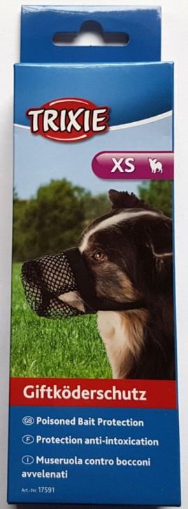 Giftköderschutz für Hunde von Trixie XS
