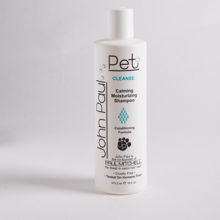 John Paul Pet Cleanse Calming Moisturizing Shampoo