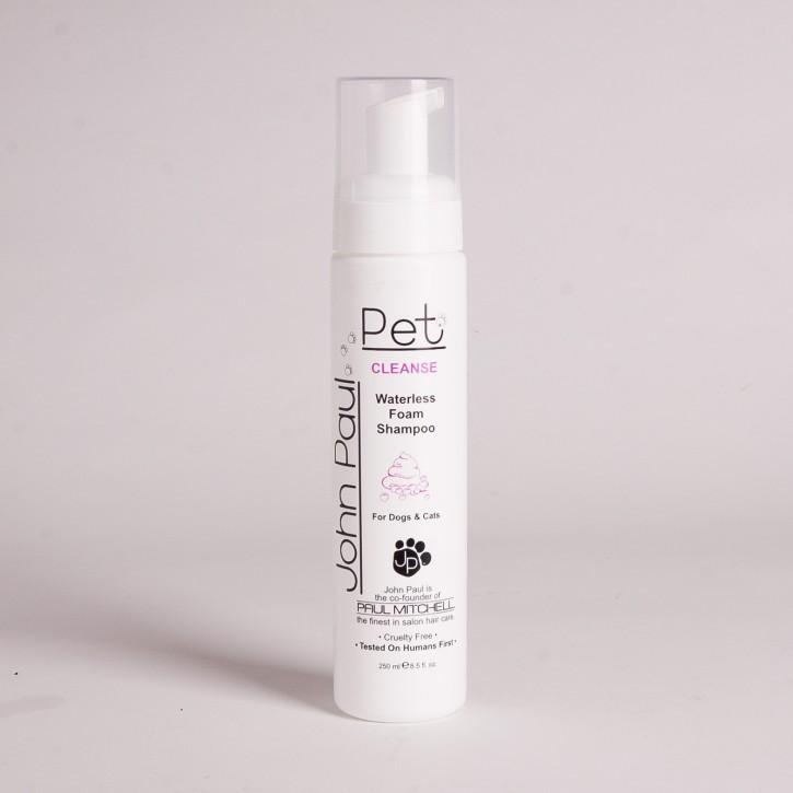 John Paul Pet Cleanse Waterless Foam Shampoo