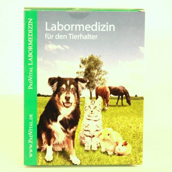 PADVital Labormedizin Kotuntersuchung