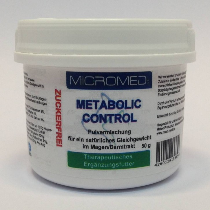 MICROMED Metabolic Control (50 g)