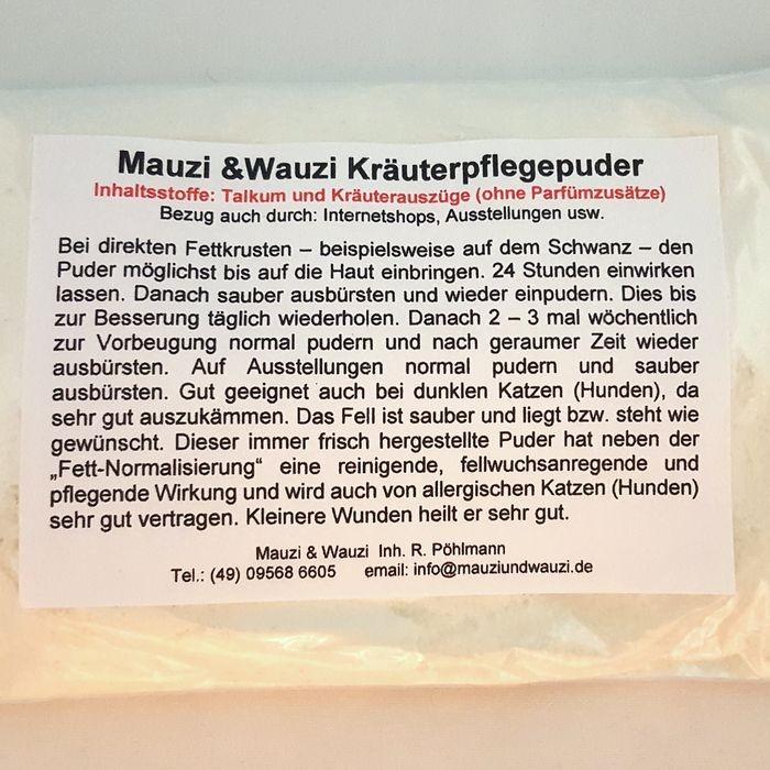 Mauzi & Wauzi Nachfüllpackung