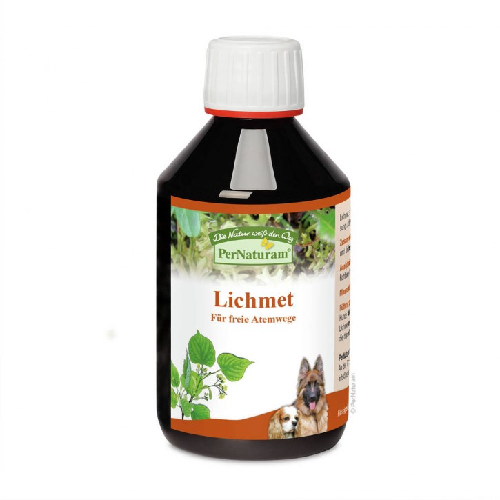 PerNaturam Lichmet Dog 250 ml