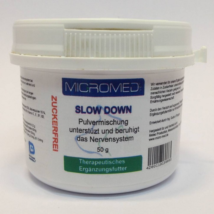 MICROMED Slow Down (50 g)