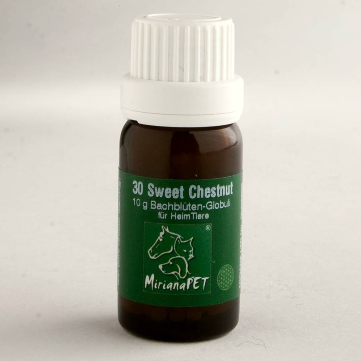 Miriana Pet Sweet Chestnut Globuli No.30