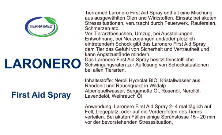 LARONERO First Aid Spray 100ml