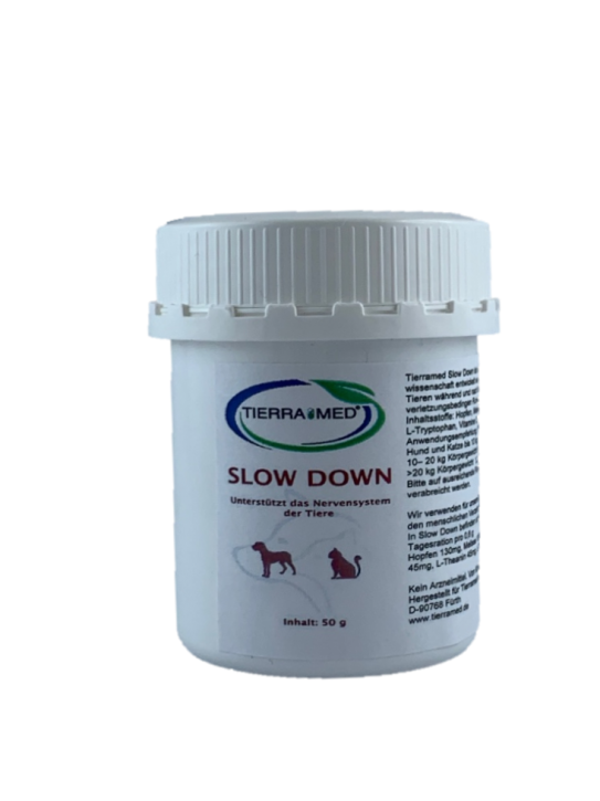 TIERRAMED Slow Down (50 g)
