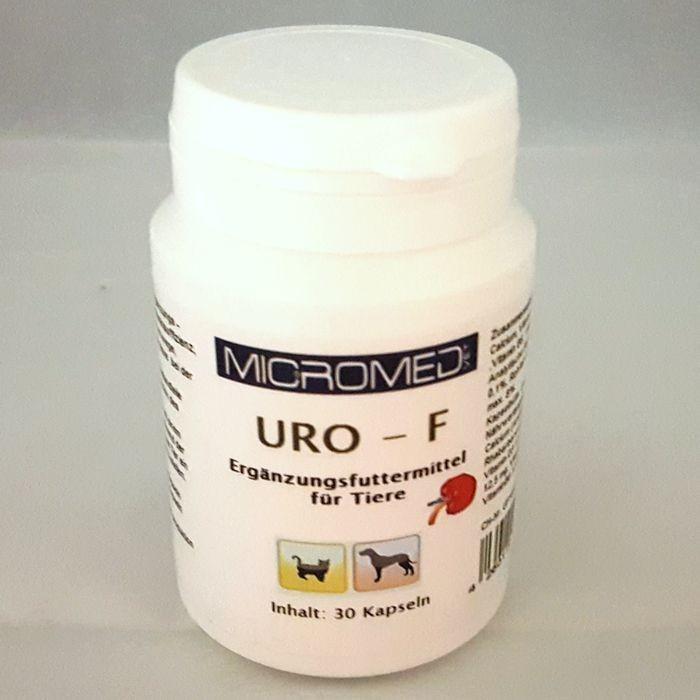 MICROMED URO - F 30 Kapseln