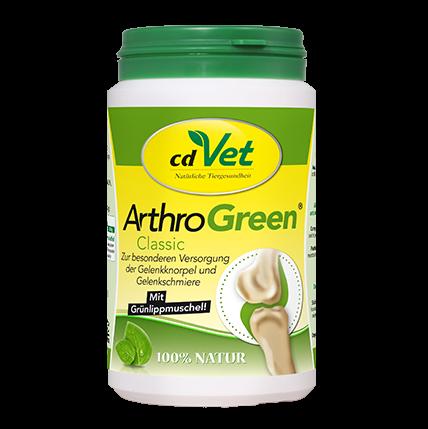 cdVet ArthroGreen Classic (165 g)
