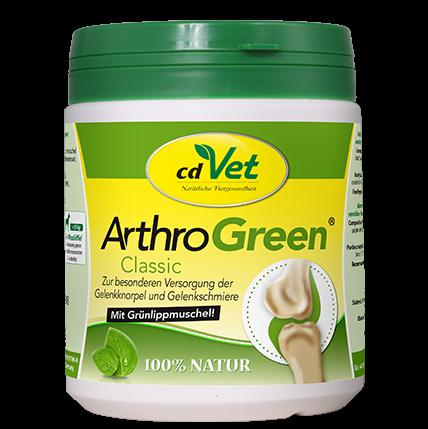 cdVet ArthroGreen Classic (345 g)