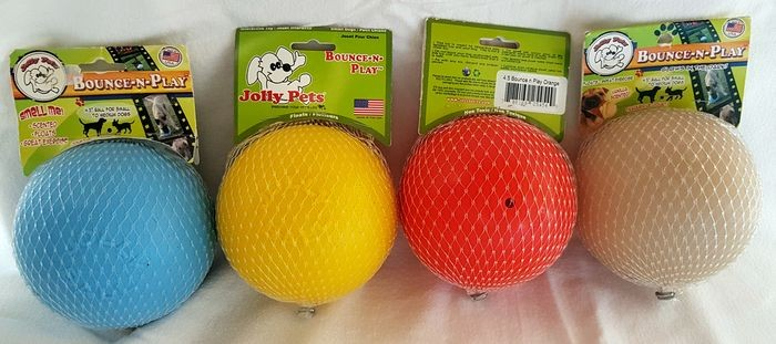 Jolly Pets Bounce-n-Play Ball small