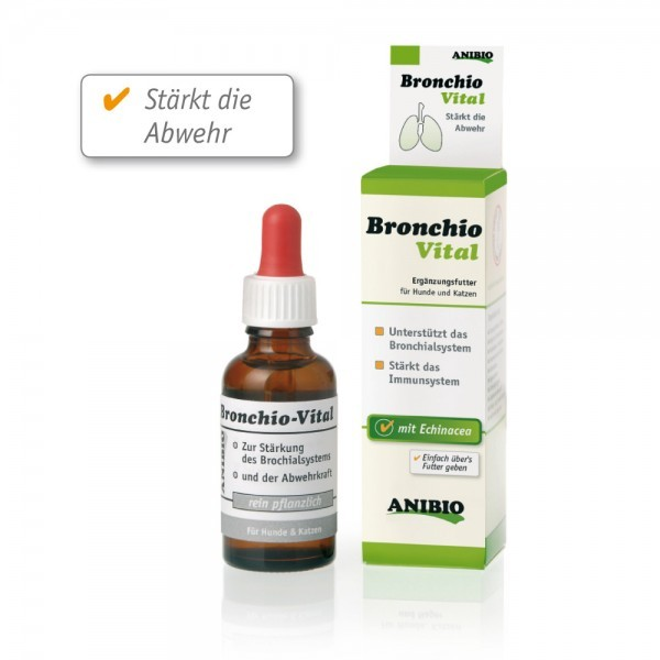 ANIBIO Bronchio-Vital 30 ml