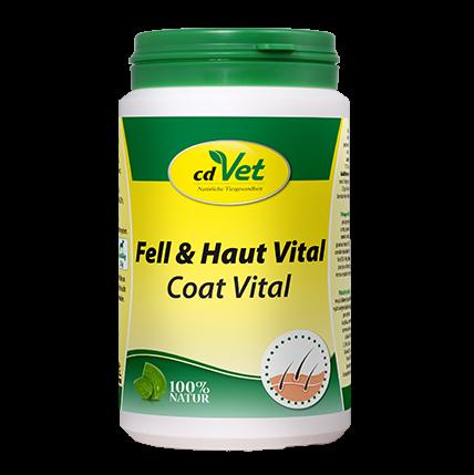 cdVet Fell & Haut Vital Hund & Katze (150 g)