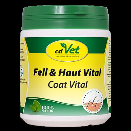 cdVet Fell & Haut Vital Hund & Katze (400 g)