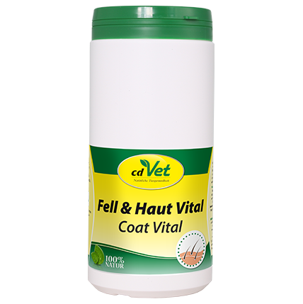 cdVet Fell & Haut Vital Hund & Katze (750  g)