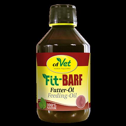 cdVet Fit-BARF Futter-Öl (250ml)