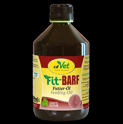cdVet Fit-BARF Futter-Öl (500ml)