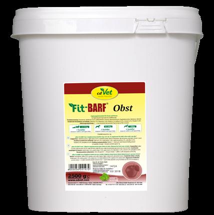 cdVet Fit-BARF Obst (2,5 Kg)