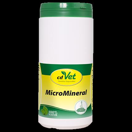 cdVet MicroMineral Hund & Katze (1000 g)