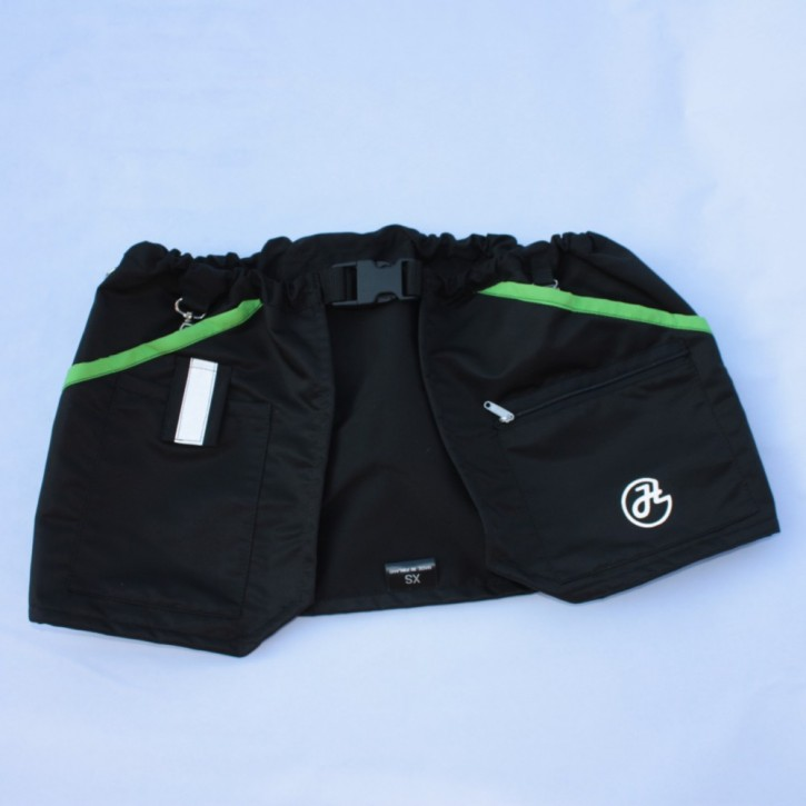 Micro Training Pocket L Lime Green
