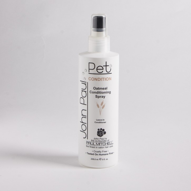 John Paul Pet condition Oatmeal Conditioning Spray