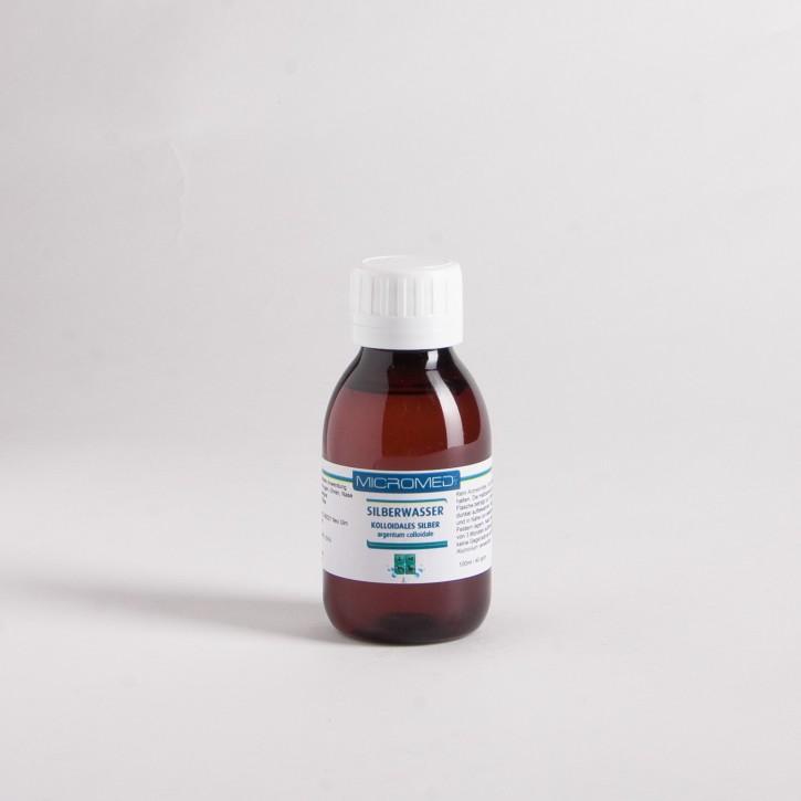 MICROMED Kolloidales Silberwasser (100 ml, 40 ppm)