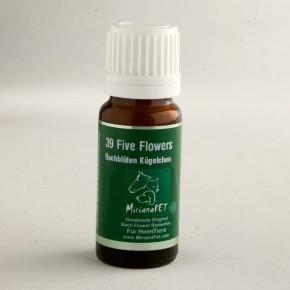 Miriana Pet Five Flowers Globuli No.39