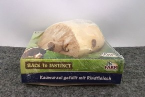 JR-Farm Back to Instinct Kauwurzel mit Rind